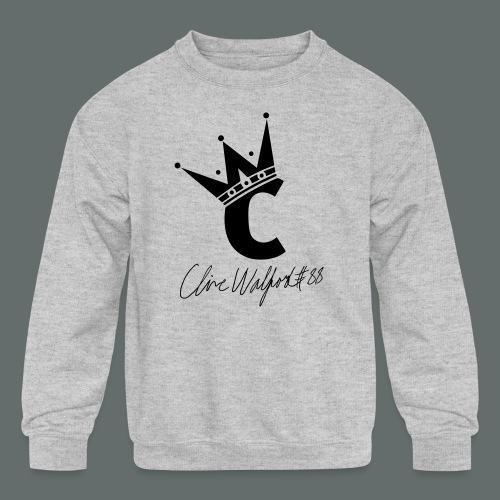 Men's T-Shirt - Kids' Crewneck Sweatshirt