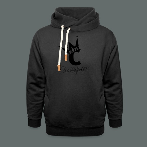 Men's T-Shirt - Shawl Collar Hoodie