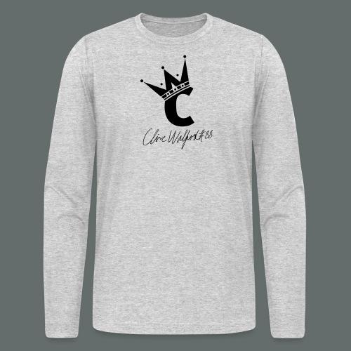 Men's T-Shirt - Men's Long Sleeve T-Shirt by Next Level