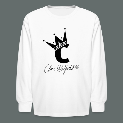 Men's T-Shirt - Kids' Long Sleeve T-Shirt