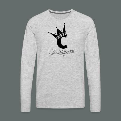 Men's T-Shirt - Men's Premium Long Sleeve T-Shirt