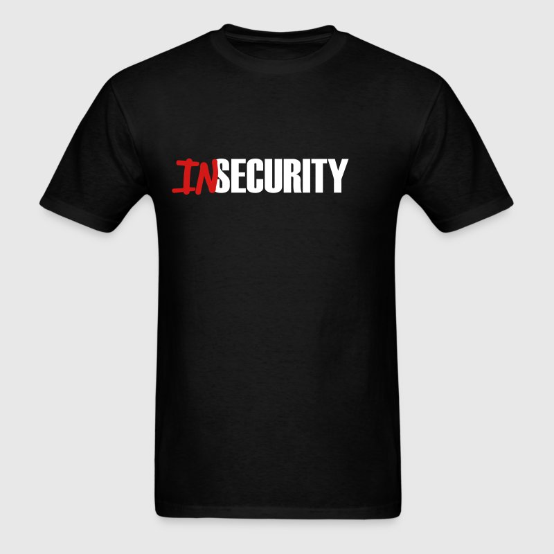 InSecurity T-Shirts - Men's T-Shirt