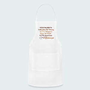 Rather be wrong.... - Adjustable Apron