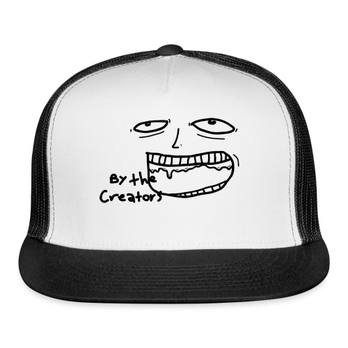 By The Creators Chomp Tee - Trucker Cap
