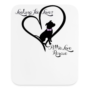 Looking for Love? - Mouse pad Vertical