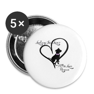 Looking for Love? - Small Buttons