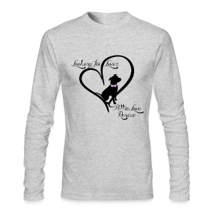 Looking for Love? - Men's Long Sleeve T-Shirt by Next Level