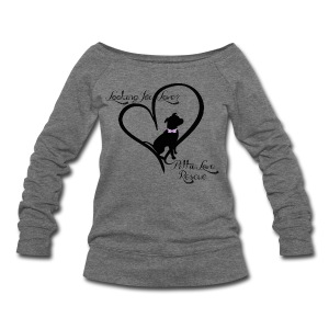Looking for Love? - Women's Wideneck Sweatshirt
