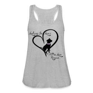 Looking for Love? - Women's Flowy Tank Top by Bella
