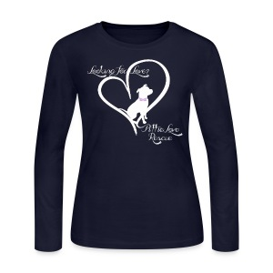 Looking for Love? - Women's Long Sleeve Jersey T-Shirt