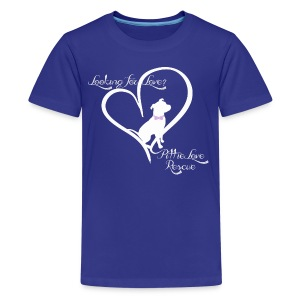 Looking for Love? - Kids' Premium T-Shirt
