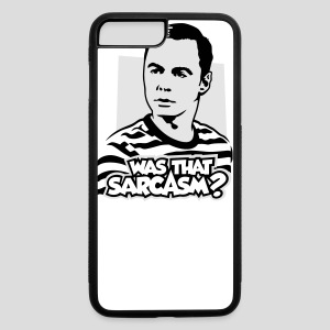The Big Bang Theory: Was That Sarcasm? - iPhone 7 Plus/8 Plus Rubber Case