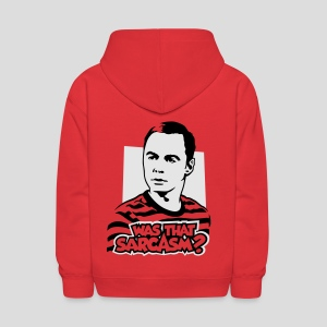 The Big Bang Theory: Was That Sarcasm? - Kids' Hoodie