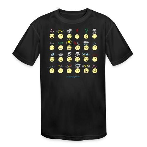 Upfixes galore! - Kid's Moisture Wicking Performance T-Shirt