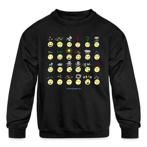 Upfixes galore! - Kid's Crewneck Sweatshirt