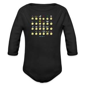 Upfixes galore! - Long Sleeve Baby Bodysuit