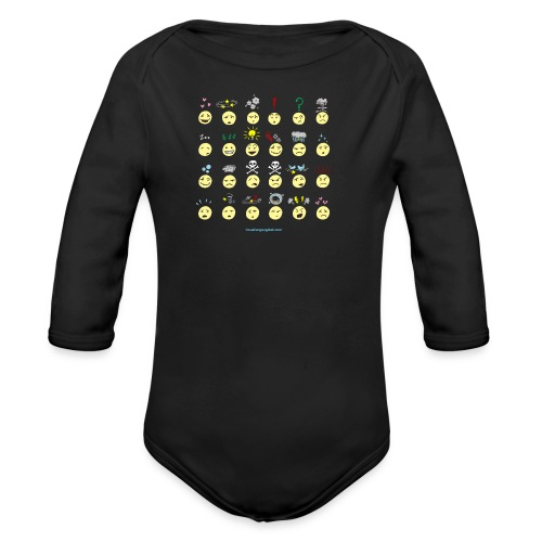 Upfixes galore! - Organic Long Sleeve Baby Bodysuit