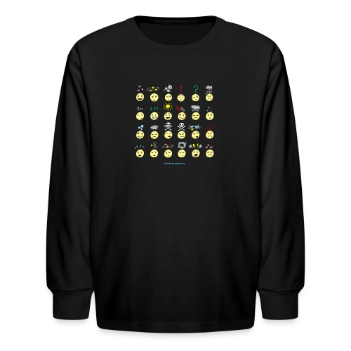 Upfixes galore! - Kids' Long Sleeve T-Shirt