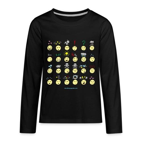 Upfixes galore! - Kids' Premium Long Sleeve T-Shirt