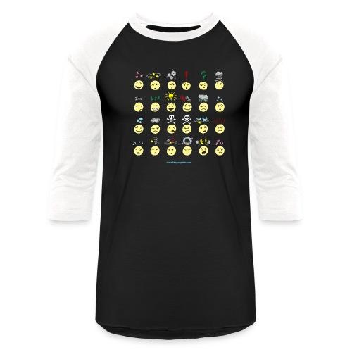 Upfixes galore! - Baseball T-Shirt