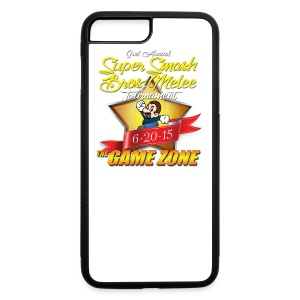 2nd Annual Super Smash Melee Tournament  - iPhone 7 Plus/8 Plus Rubber Case