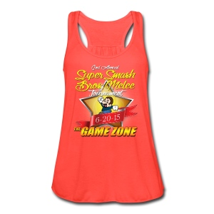 2nd Annual Super Smash Melee Tournament  - Women's Flowy Tank Top by Bella
