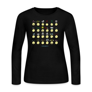Upfixes galore! - Women's Long Sleeve Jersey T-Shirt