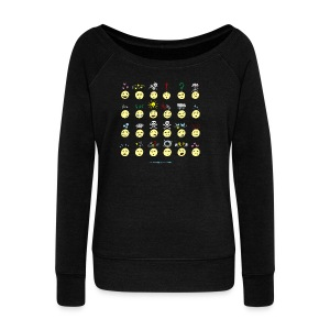 Upfixes galore! - Women's Wideneck Sweatshirt