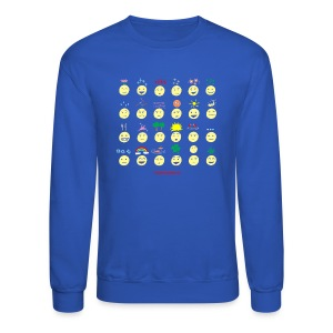 Unusual upfixes - Crewneck Sweatshirt