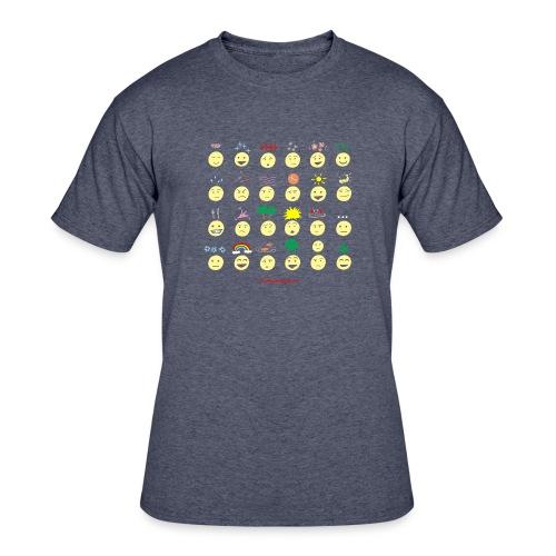 Unusual upfixes - Men's 50/50 T-Shirt