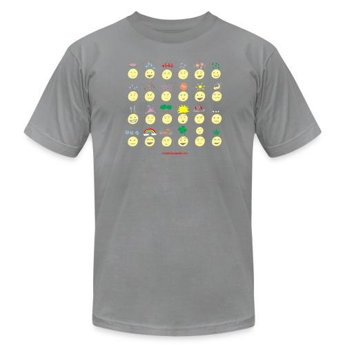 Unusual upfixes - Men's Fine Jersey T-Shirt