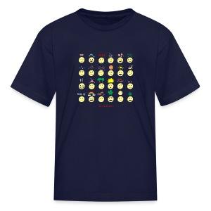 Unusual upfixes - Kids' T-Shirt