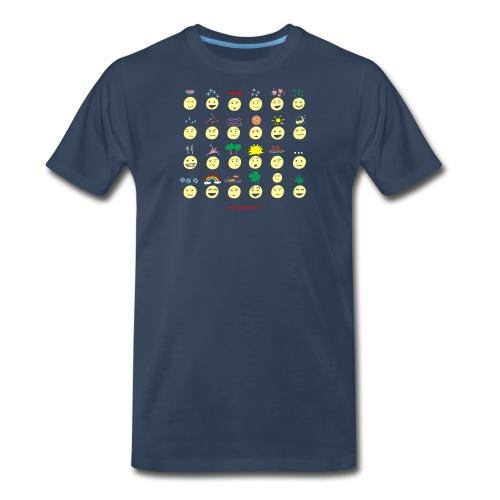 Unusual upfixes - Men's Premium T-Shirt