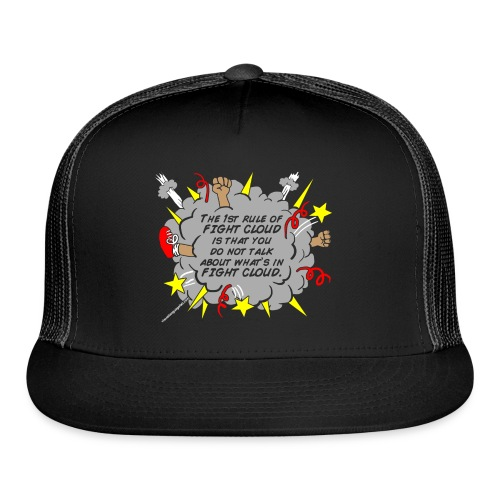 The Rules of Fight Cloud - Trucker Cap