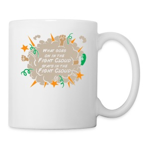 What goes on in Fight Clouds? - Coffee/Tea Mug