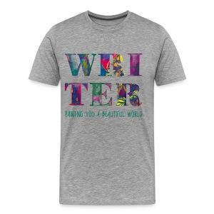 Beautiful World - Men's Premium T-Shirt