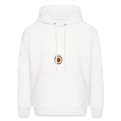 coffee caffeine java starbucks sugar buzz - Men's Hoodie