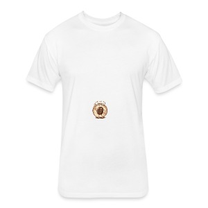coffee caffeine java starbucks sugar buzz - Fitted Cotton/Poly T-Shirt by Next Level