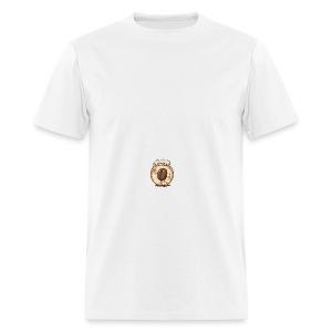 coffee caffeine java starbucks sugar buzz - Men's T-Shirt