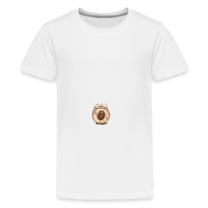 coffee caffeine java starbucks sugar buzz - Kids' Premium T-Shirt