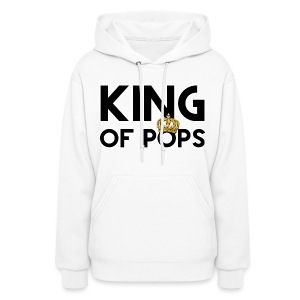 King Of Pops - Women's Hoodie