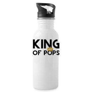 King Of Pops - Water Bottle