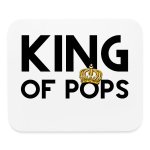 King Of Pops - Mouse pad Horizontal