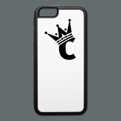 Snap-back Baseball Cap - iPhone 6/6s Rubber Case