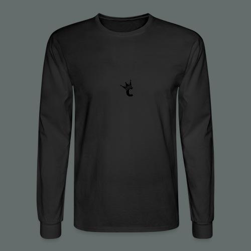 Snap-back Baseball Cap - Men's Long Sleeve T-Shirt