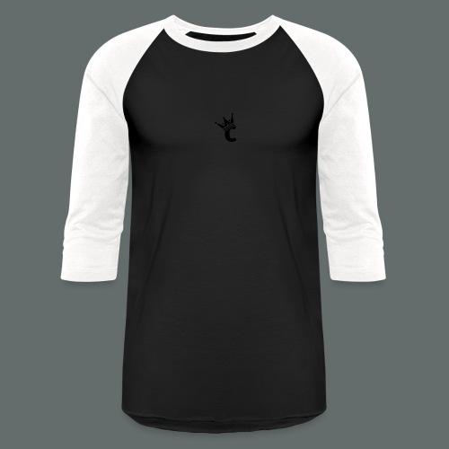Snap-back Baseball Cap - Baseball T-Shirt