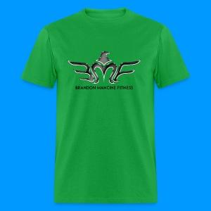 MEN'S BMF BLACK CHROME - TSHIRT - Men's T-Shirt