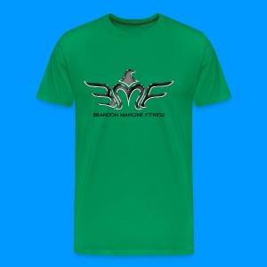 MEN'S BMF BLACK CHROME - TSHIRT - Men's Premium T-Shirt