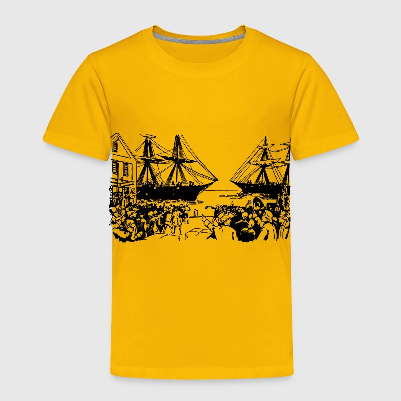 Boston Tea Party - Toddler Premium T-Shirt