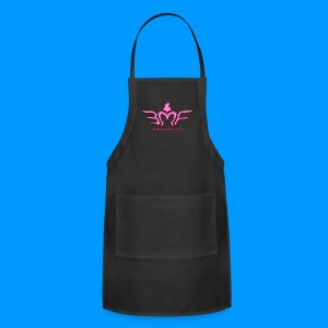 WOMEN'S BMF PINK - TANK - Adjustable Apron